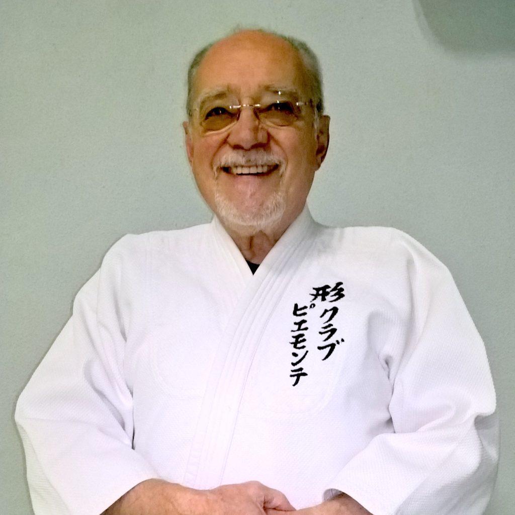 Giorgio Icardi   Dojo Sugiyama Torino